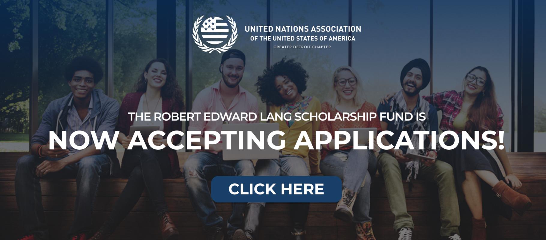 UNA – scholarship slider